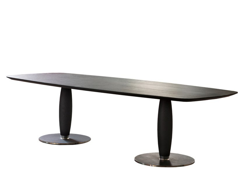 Dining table VIAGGIATIORE | Dining table by Riccardo Rivoli