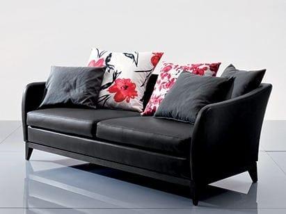 3 seater leather sofa VIC | 3 seater sofa by Marac
