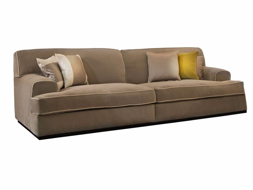 Fabric sofa VICO by SOFTHOUSE
