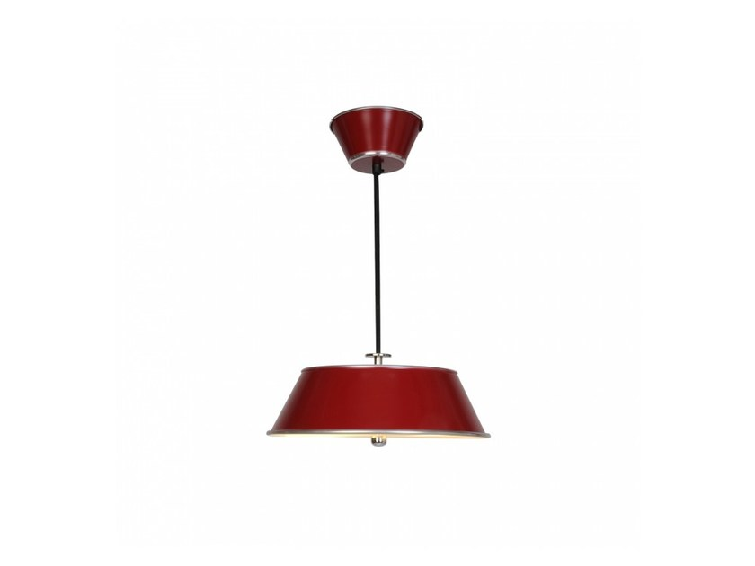 Aluminium pendant lamp with dimmer VICTOR | Pendant lamp by Original BTC