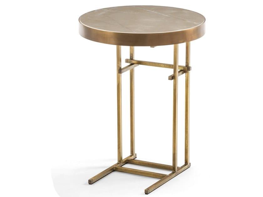 NELSON | Tavolino a slitta