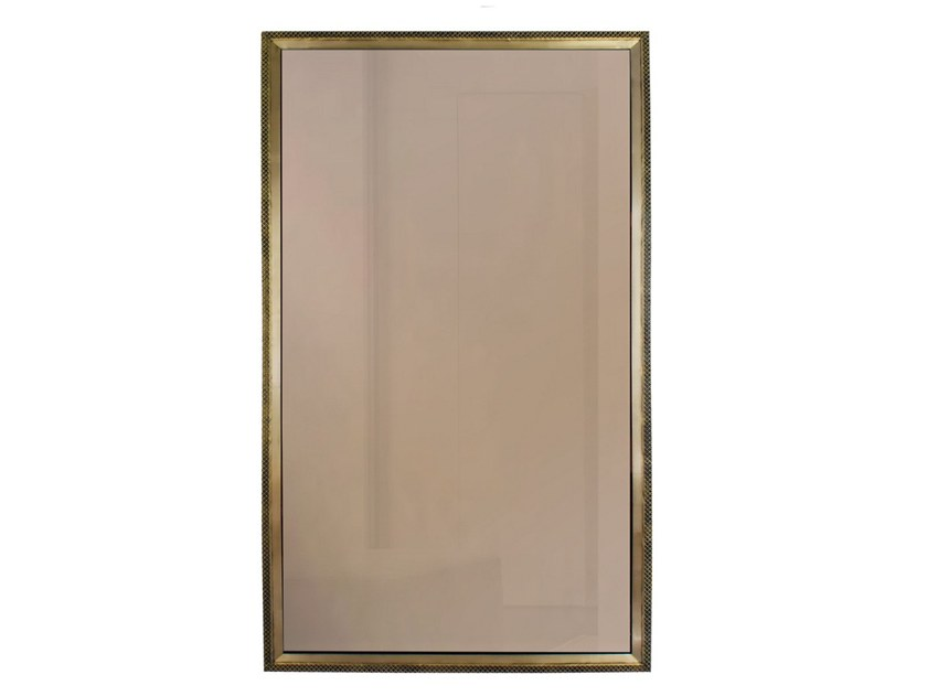 Rectangular framed mirror VICTORIA by Malabar