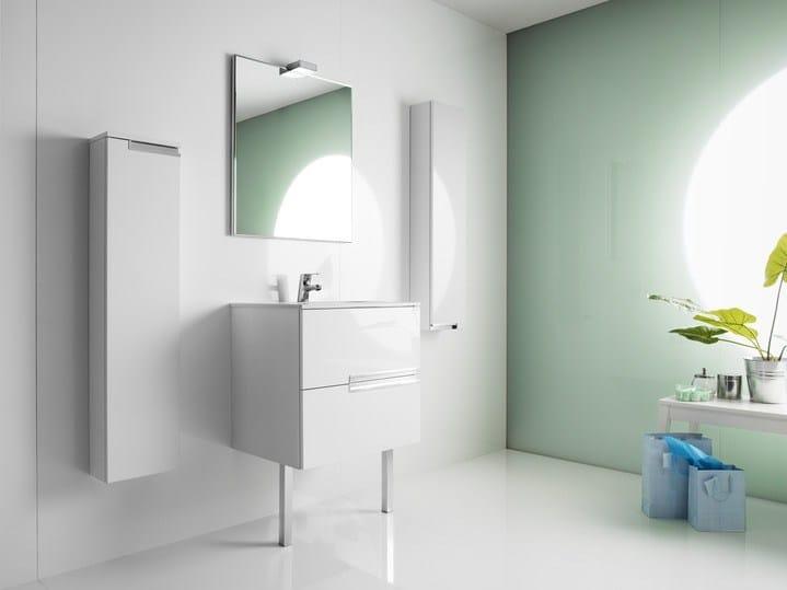 Rectangular Wall Mounted Bathroom Mirror Victoria N By Roca