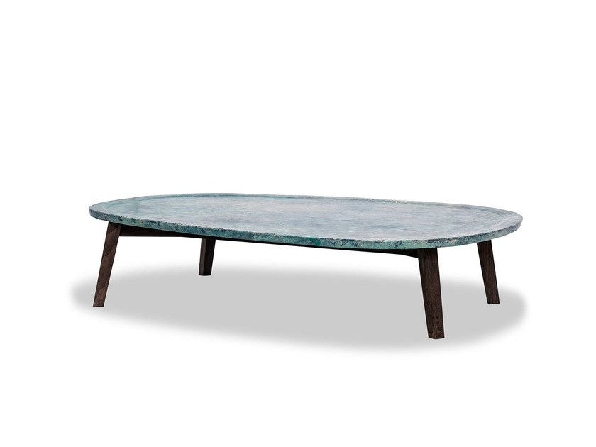 Low coffee table VIETRI by BAXTER