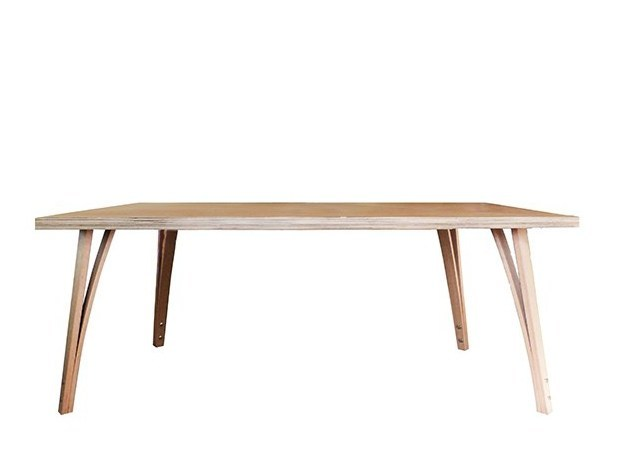 Rectangular dining table VIGGO | Table by Danerka