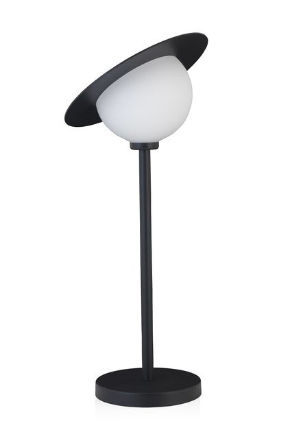 Contemporary style glass table lamp VIGIA TL - PM by ENVY