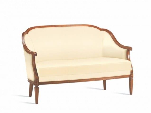 2 seater fabric sofa VILLA BORGHESE | Sofa by SELVA
