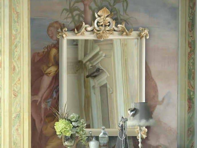 Countertop framed mirror VILLA | Mirror by Arvestyle