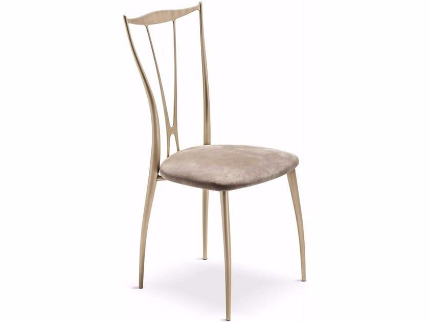 Iron chair VILMA | Chair by Cantori