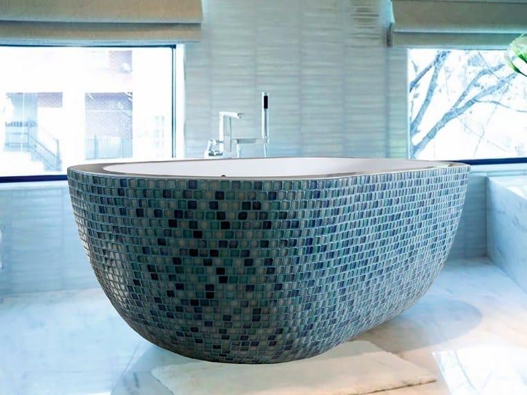 Freestanding bathtub VINTAGE OCEAN By Saikallys