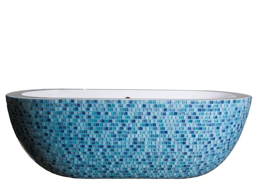 Vasca Da Bagno Vintage : Vasca da bagno centro stanza vintage ocean saikallys