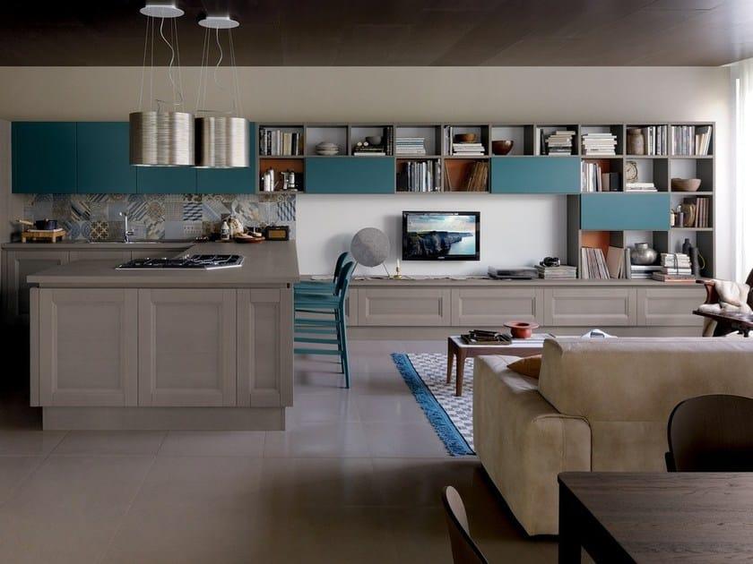 Vintage shellsystem domus - Veneta cucine lounge ...