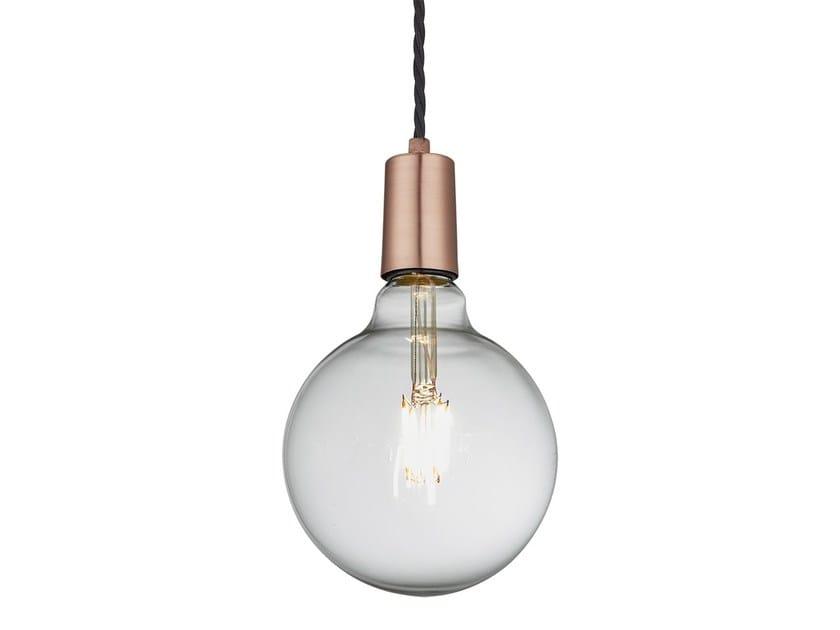 Copper pendant lamp VINTAGE SLEEK | Copper pendant lamp by Industville