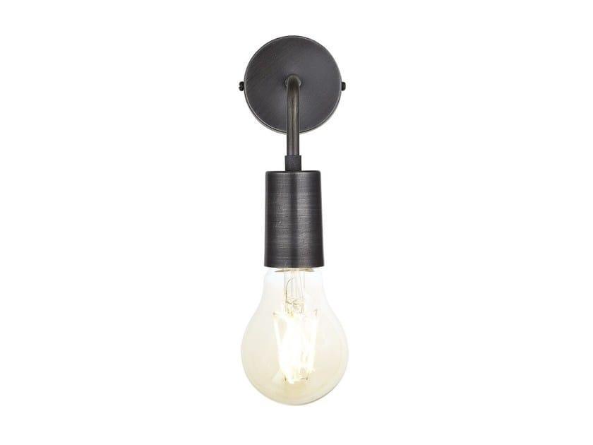 Lampada Vintage Da Parete : Vintage sleek lampada da parete in ferro collezione vintage sleek