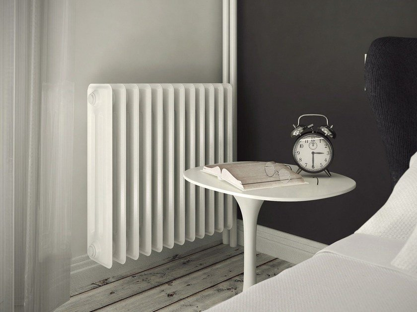 Vasco Design Radiatoren.Vintage Style Wall Mounted Steel Decorative Radiator Vintage