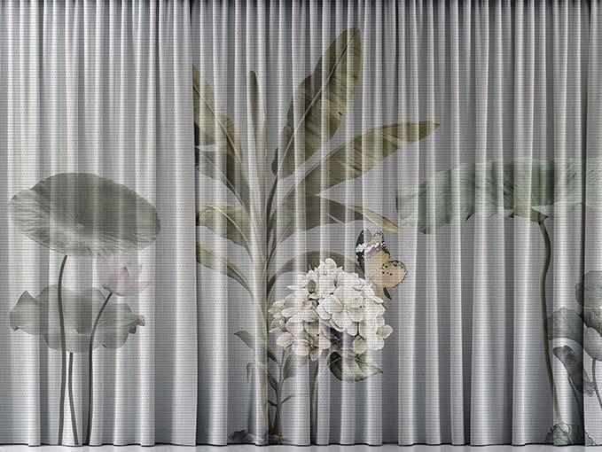 Wallpaper VIOLINA by Adriani e Rossi edizioni