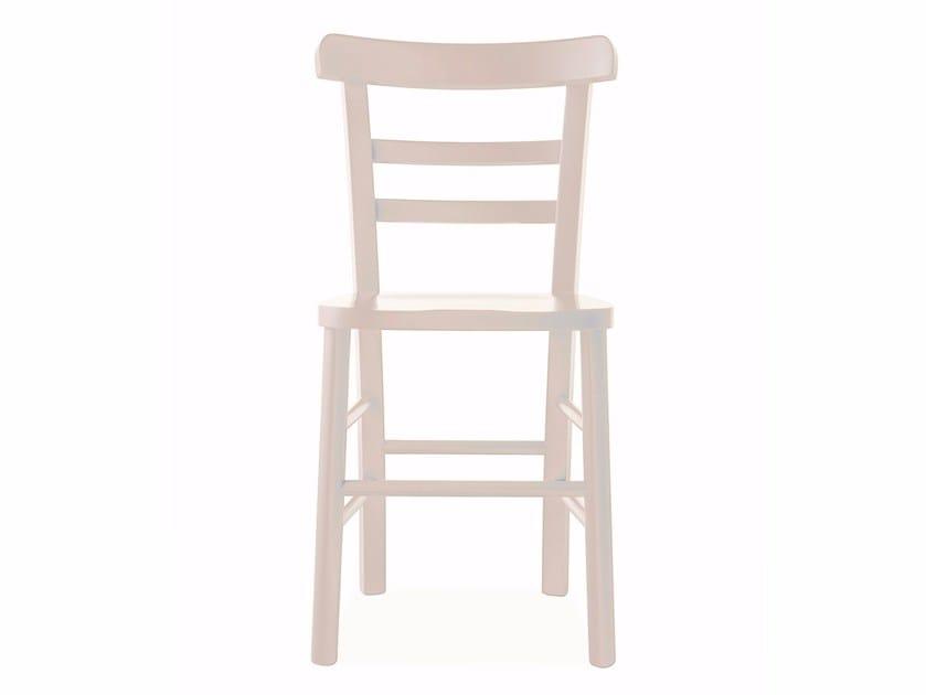 Ash chair VIOLINIST | Chair by Cizeta L'Abbate