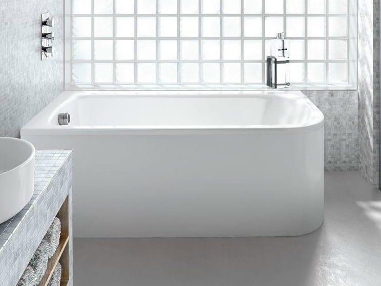 Rectangular built-in bathtub VIRIDE by Polo