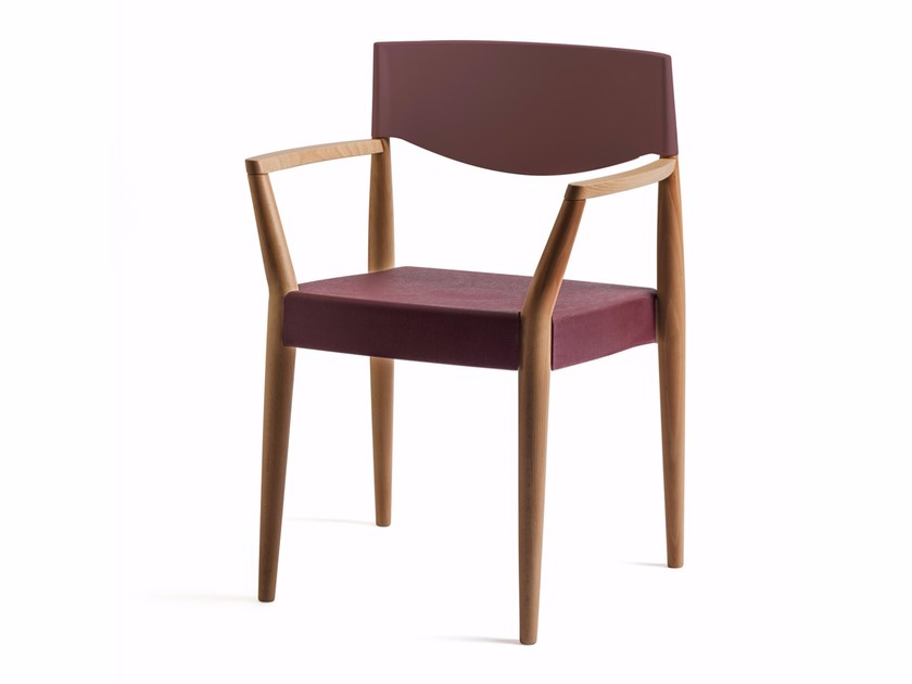 Chair With Armrests VIRNA | Chair With Armrests By ALMA DESIGN
