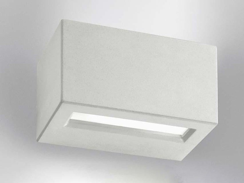 DurCoral® wall lamp VIRTUS by Buzzi & Buzzi