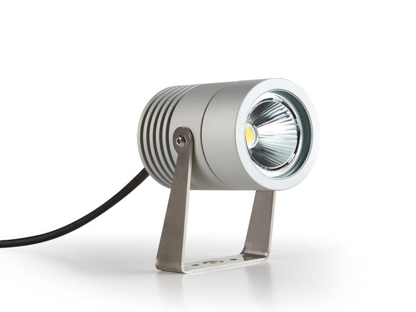 Faretto per esterno a LED orientabile VISION 3 COB by EGOLUCE