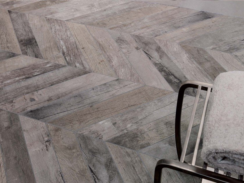 Porcelain stoneware wall/floor tiles VISIONS BY REX by Rex