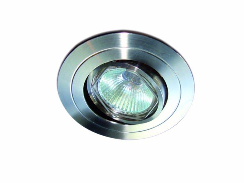 Adjustable recessed spotlight VISTA GX by BEL-LIGHTING