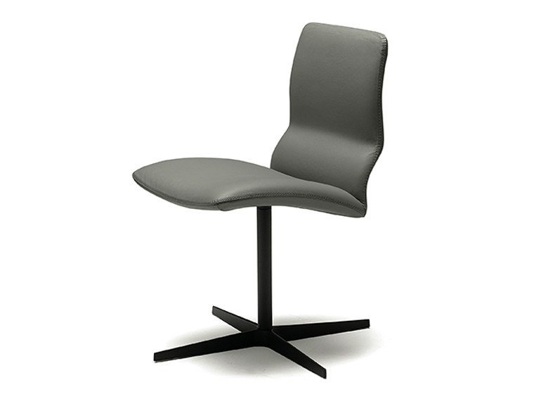 Swivel chair with 4-spoke base VITA by Cattelan Italia