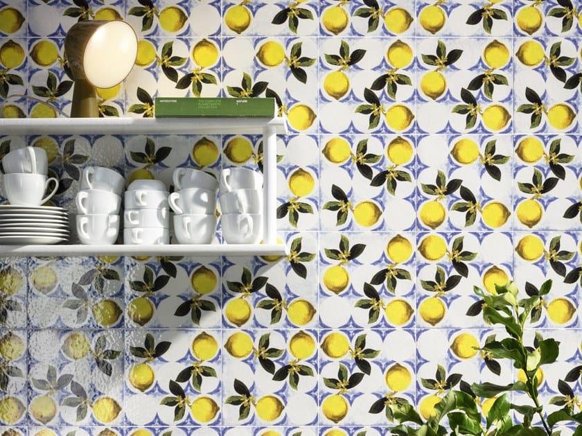 Pavimento/rivestimento in gres porcellanato VITA GIARDINO by CERAMICA SANT'AGOSTINO