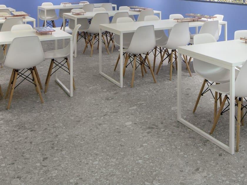 Pavimento/rivestimento in gres porcellanato VITA PIETRA by CERAMICA SANT'AGOSTINO