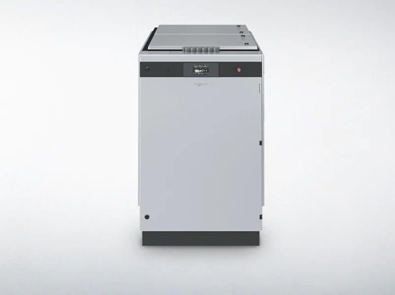 Heating unit and burner VITOBLOC 200 EM 20/39 by VIESSMANN
