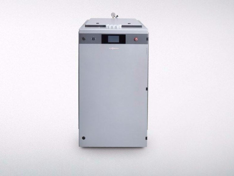 Micro combined heat and power VITOBLOC 200 EM-9/20 by VIESSMANN