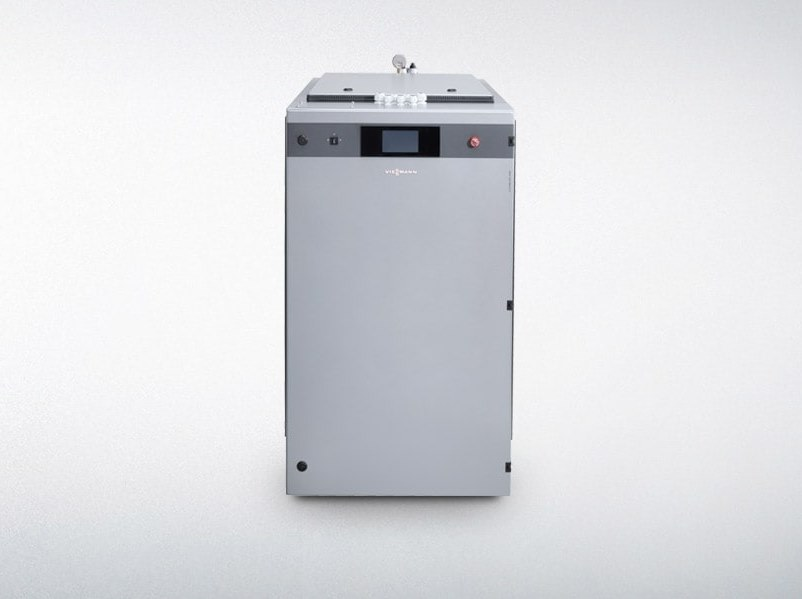 Micro-generator for thermal and electrical energy VITOBLOC 200 EM 9/20 by VIESSMANN