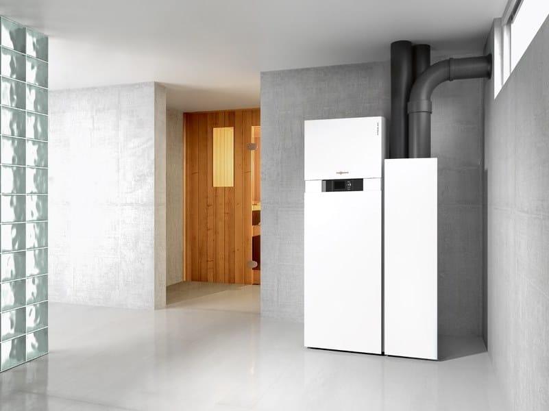 Air to water Heat pump VITOCAL 222-S by VIESSMANN