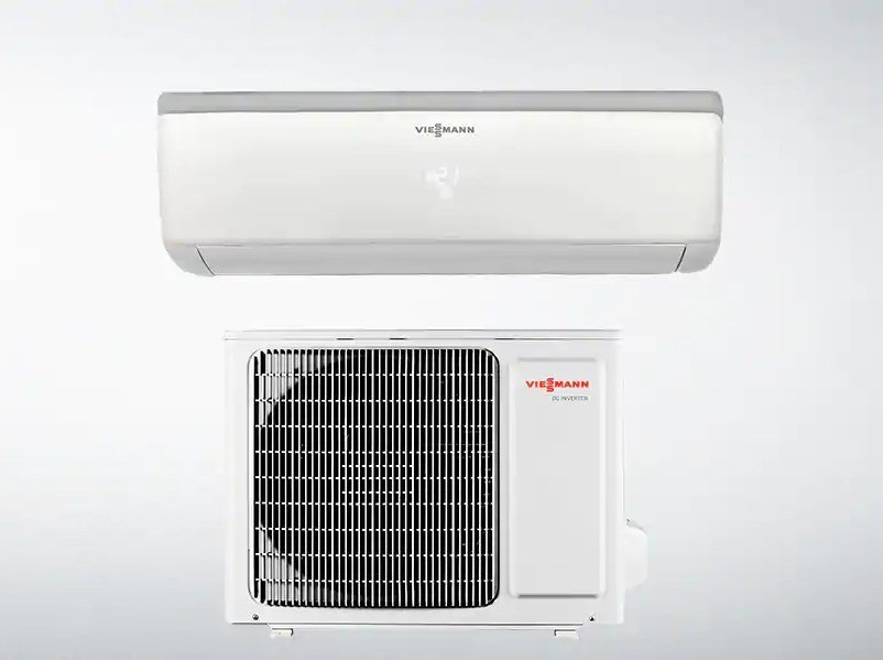 Wall mounted inverter mono-split air conditioning unit VITOCLIMA 200-S by VIESSMANN