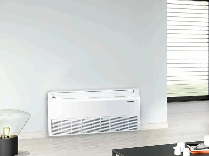 Residential inverter Multi-split air conditioning unit VITOCLIMA 300-S by VIESSMANN