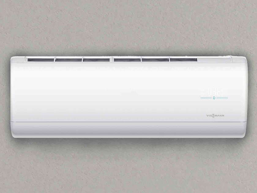 Mono-split air conditioning unit with purifying filter VITOCLIMA 300-STYLE by VIESSMANN