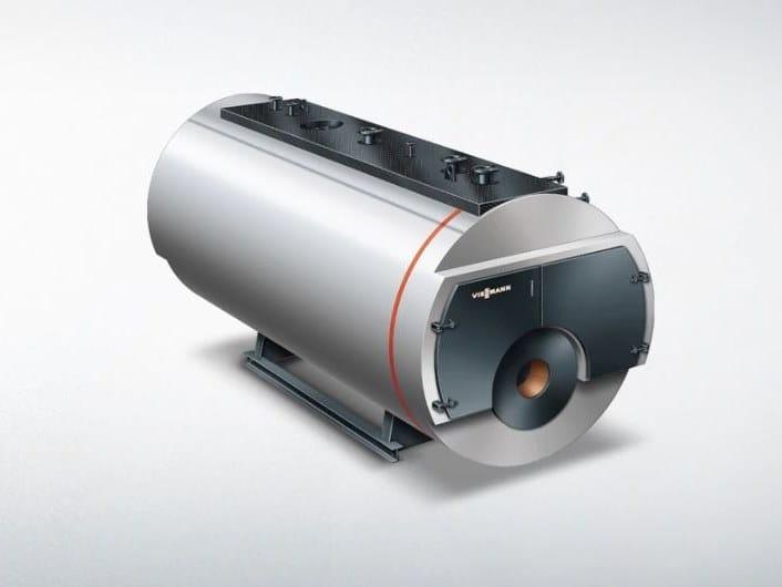 Heating unit and burner VITOMAX HS TIPO M73 by VIESSMANN