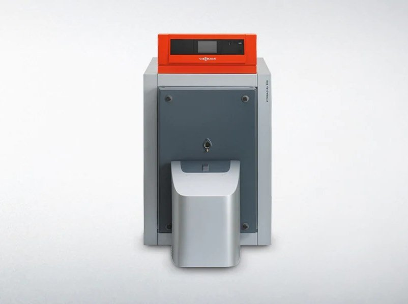 Oil condensation boiler VITORADIAL 300-T by VIESSMANN