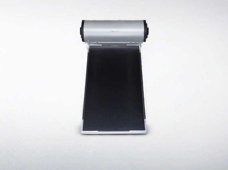 Natural circulation Solar heating system VITOSOL 111-F by VIESSMANN