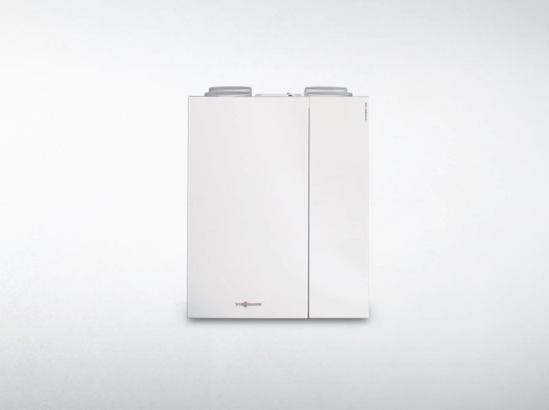 Mechanical forced ventilation system VITOVENT 300-W by VIESSMANN