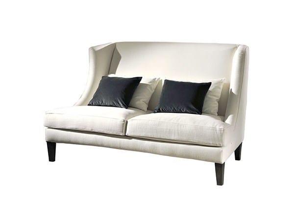 High-back fabric sofa VITTORIA | Sofa by SOFTHOUSE