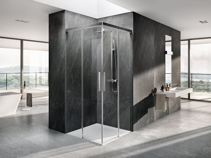 VIVA | Box doccia con porta scorrevole