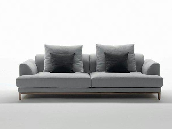 3 seater fabric sofa VIVALDI | 3 seater sofa by Marac
