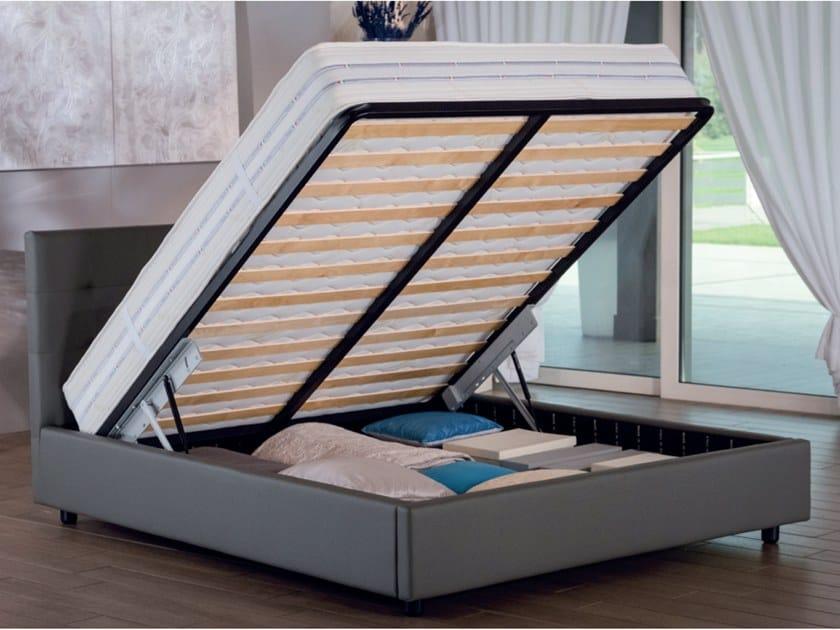 Beautiful letto contenitore ecopelle gallery for Lamantin letti