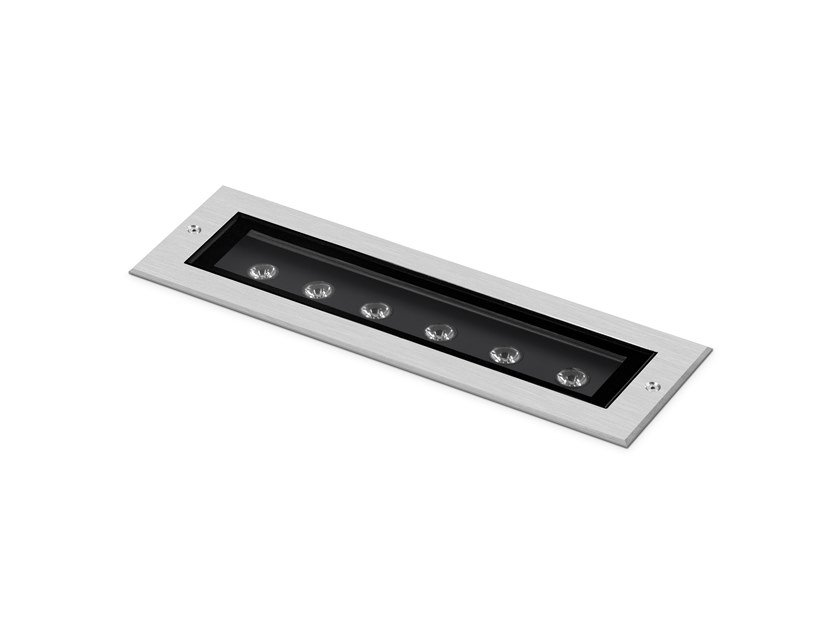 LED outdoor steplight VOGA by INDELAGUE | ROXO Lighting