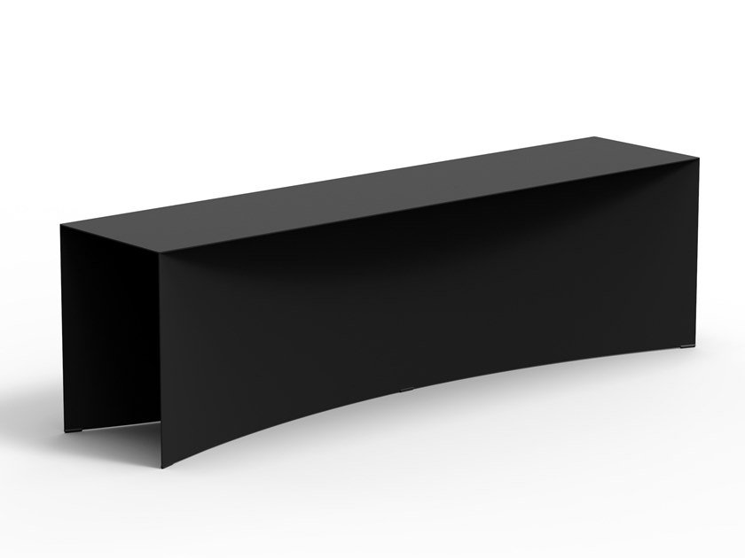 Steel bench VOID | Bench by Desalto