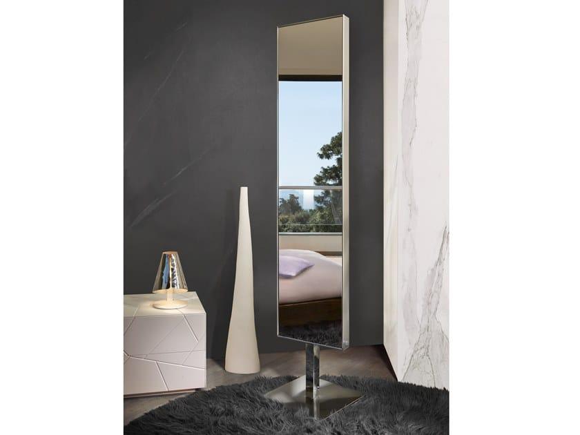 Double Sided Freestanding Swivel Mirror, Free Standing Swivel Mirror
