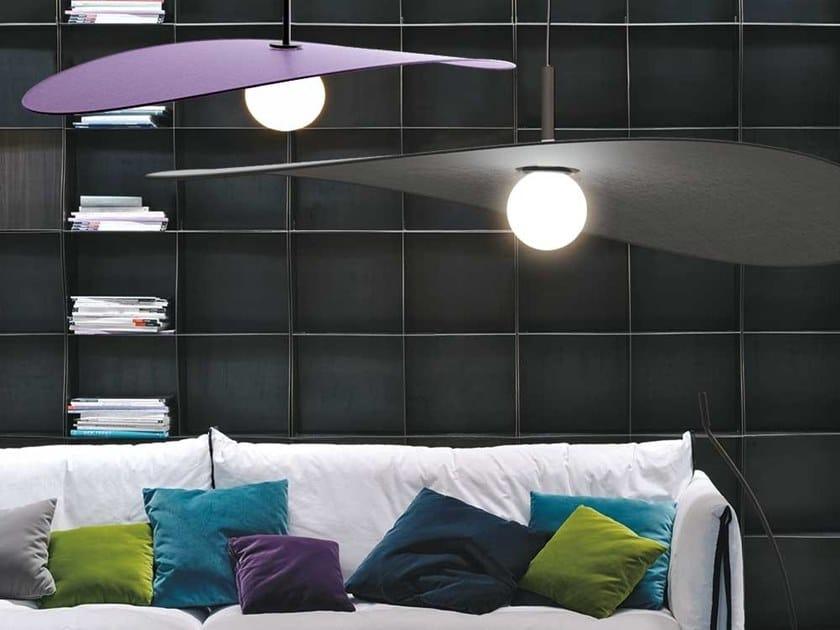 Pendant lamp VOLARE by Adriani e Rossi edizioni