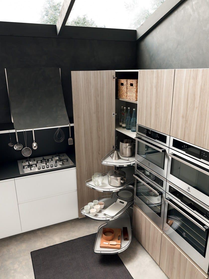 VOLUMIA | Cucina con penisola
